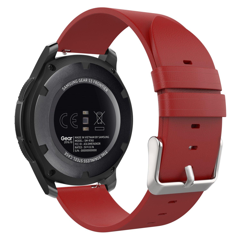 MoKo Gear S3 SmartWatch Correa: Amazon.es: Electrónica