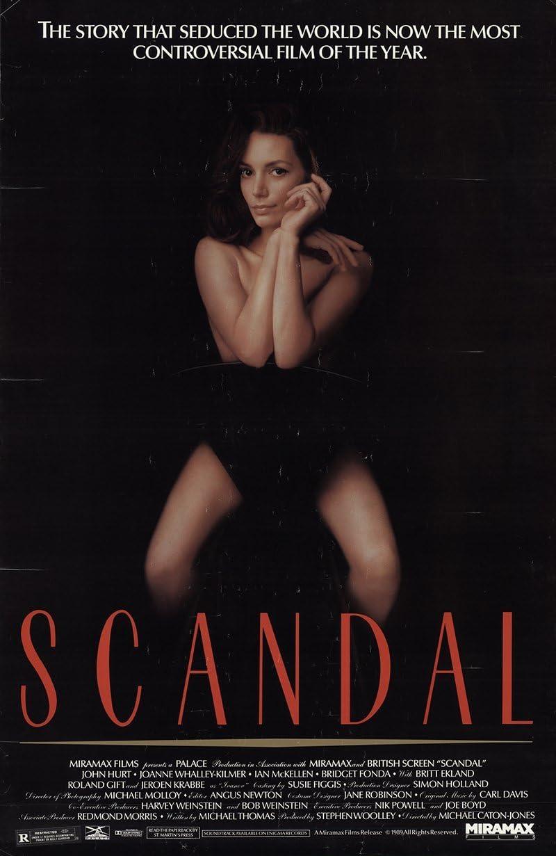 Image result for scandal 1989 poster