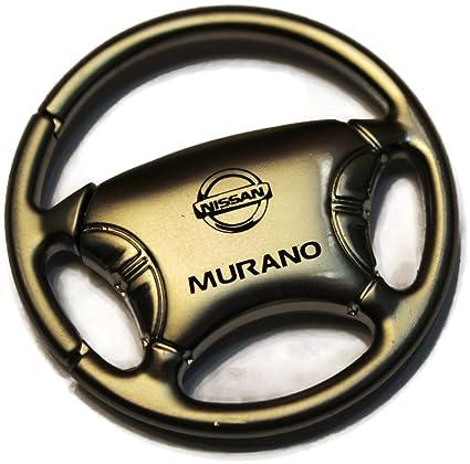 Ford Chrome Steel Ring Fob Wheel Authentic Logo Key Ring Fob Keychain