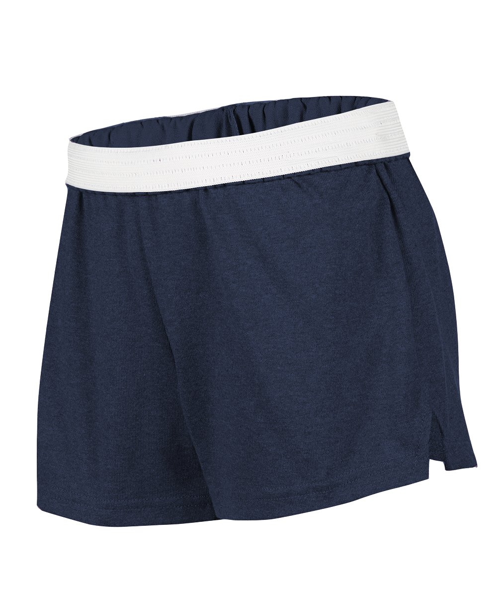 Soffe Womens Authentic Short (M037) -Team Navy -X-Large