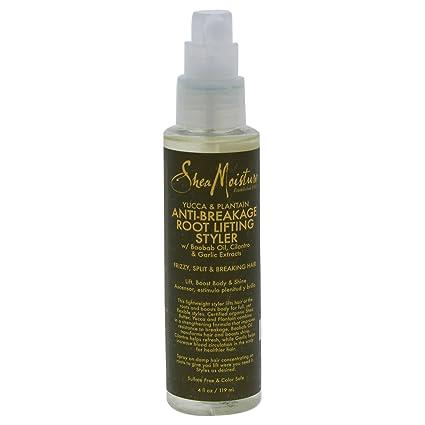 Shea Moisture Y&P Anti Break Root Spray, Tratamiento Capilar - 119 ml