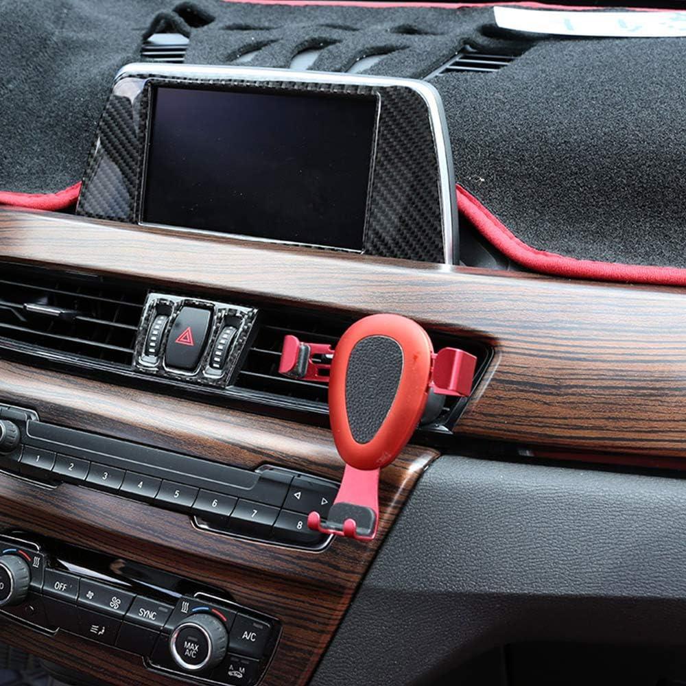 DIYUCAR Cadre de navigation en fibre de carbone v/éritable pour X1 F48 2016-2019