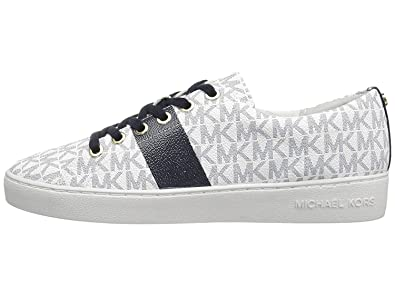 66727045db5 Amazon.com | Michael Michael Kors Women's Keaton Lace Up | Fashion Sneakers