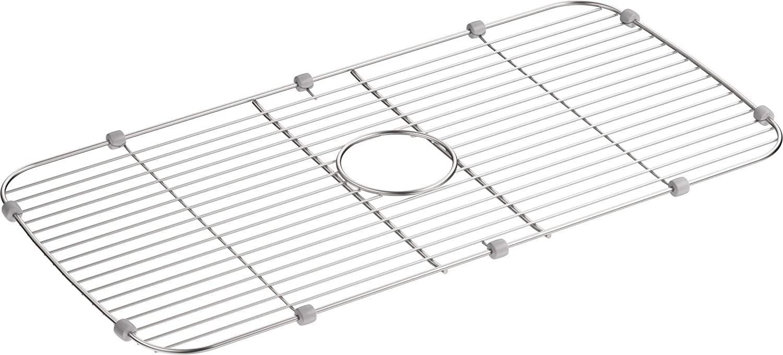 kohler 11459 st verse sink rack stainless steel