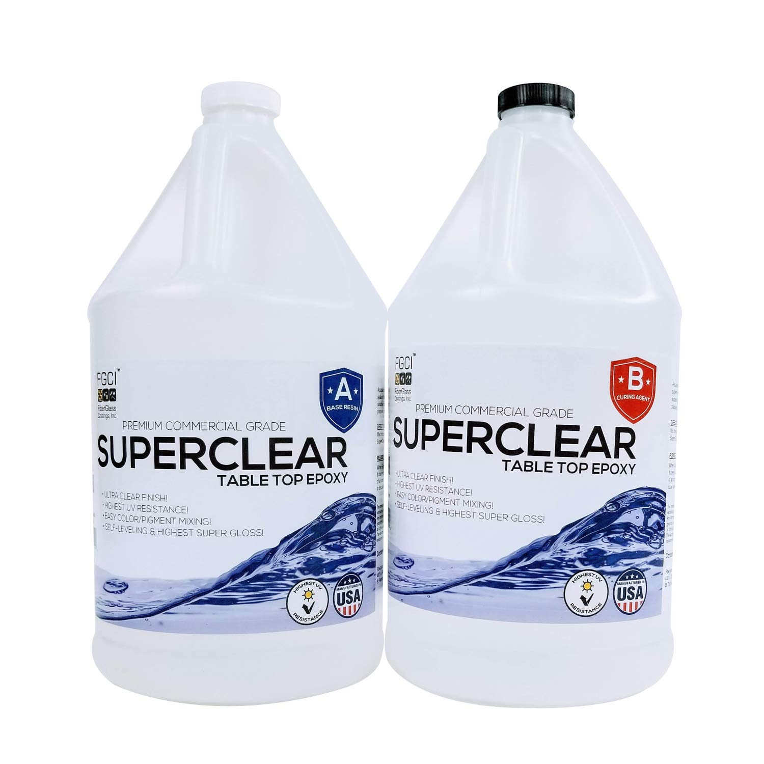 Amazon coupon code for SUPERCLEAR EPOXY Resin Crystal Clear 2 Gallon
