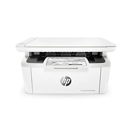 HP LaserJet Pro M28a - Impresora láser (USB 2.0, 18 ppm, memoria de 32 MB, tecnología HP Auto-On/Auto-Off)