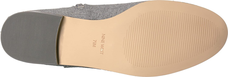 Nine West Women's US|Light Eltynn B072K2VDHG 7.5 B(M) US|Light Women's Grey/Light Grey Wool e3c35e