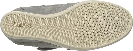 Agresivo linda Molestia  Amazon.com | Geox Women's D Eleni 11 Fashion Sneaker | Fashion Sneakers