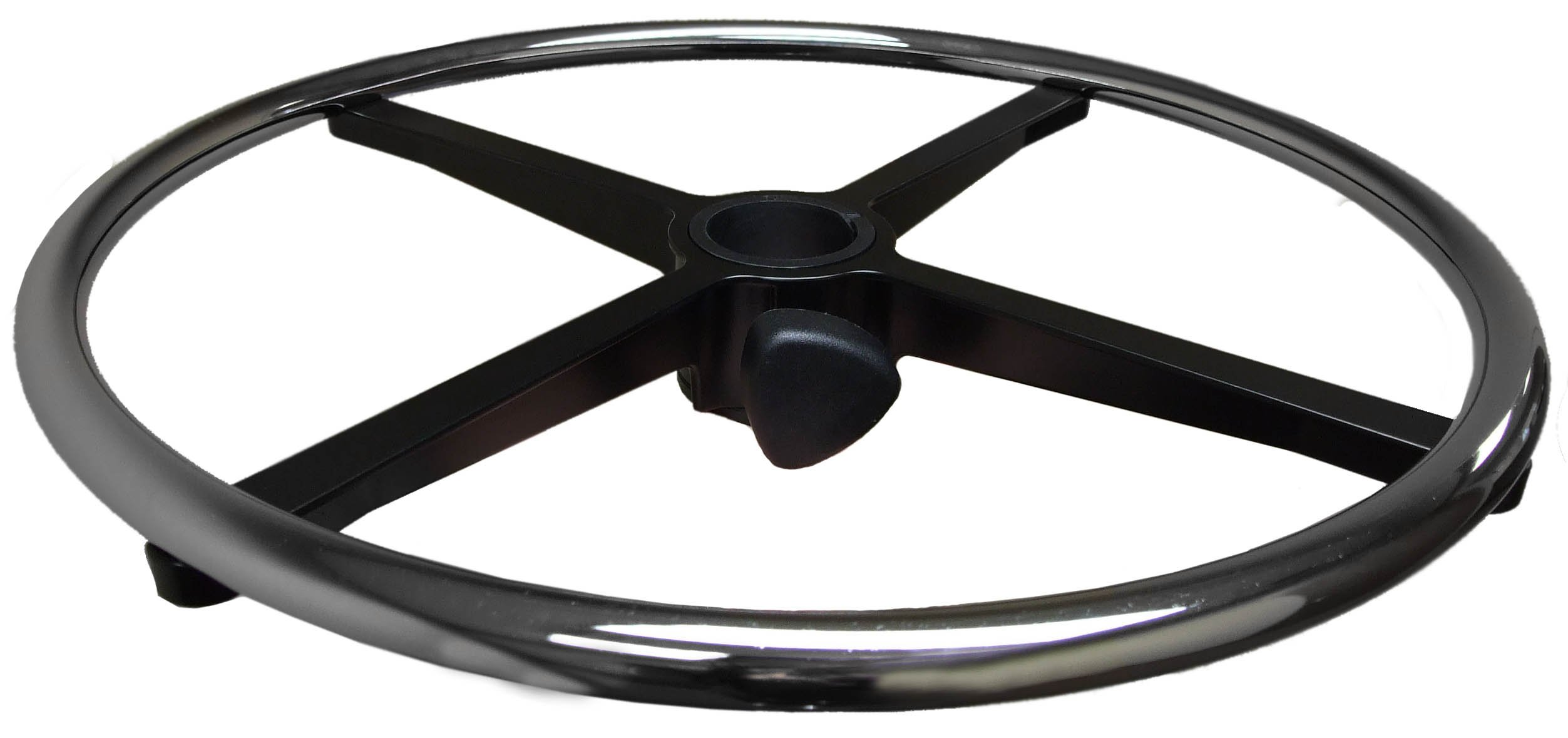 18'' Chrome Foot Rest Ring for Drafting Stool or Office Chair - S4167-3 by chairpartsonline