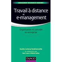 Travail à distance et e-management: Organisation et contrôle