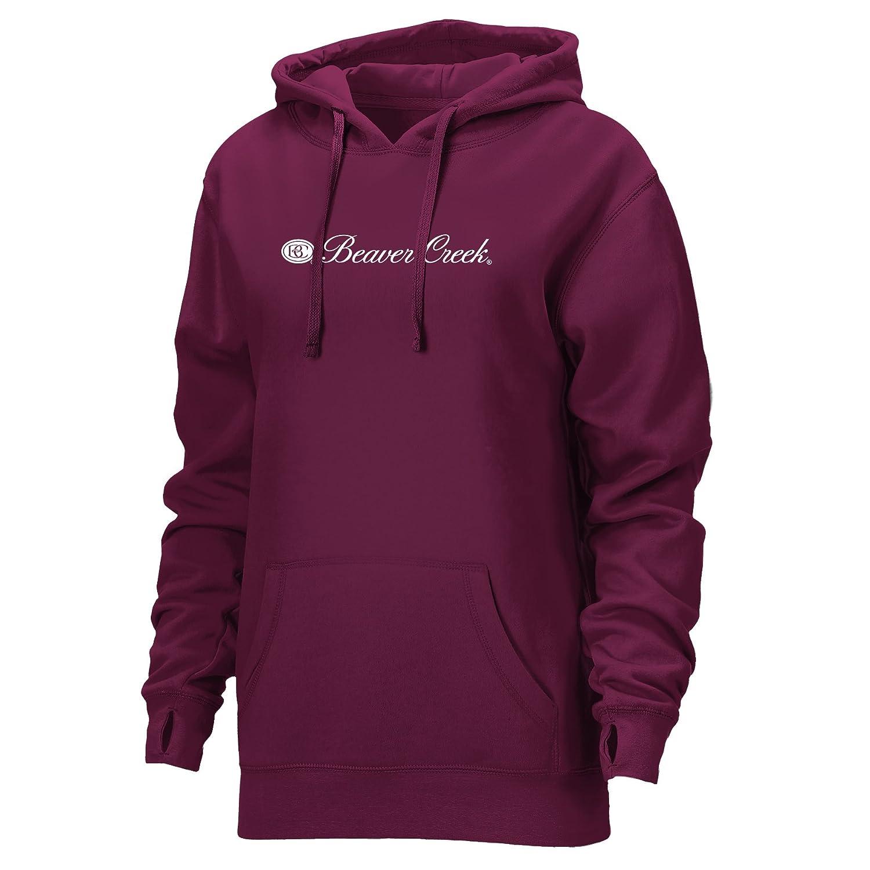 Ouray Sportswear Womens Beaver Creek Resort Spirit Hoodie