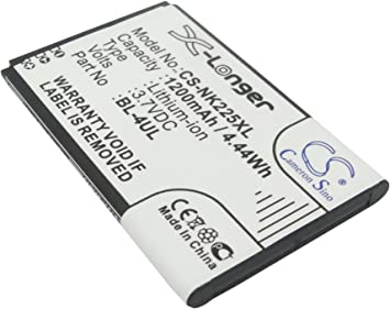 Replacement Battery for Nokia - Mobile, Smartphone Battery ...