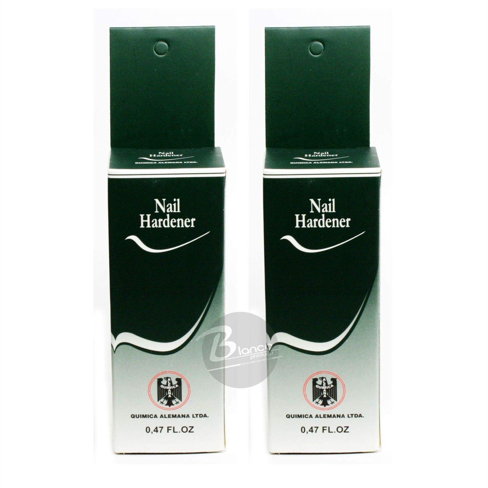 Quimica Alemana Nail Hardener 0.47 Fl Oz Pack of 2 by Quimica Alemana