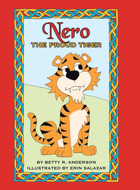 Nero the Proud Tiger