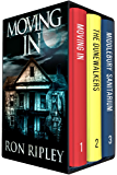 Moving In Series: Books 1 - 3 (The Moving In Series Box Set)