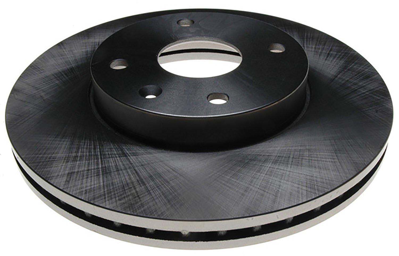 ACDelco 18A2415A Advantage Non-Coated Front Disc Brake Rotor