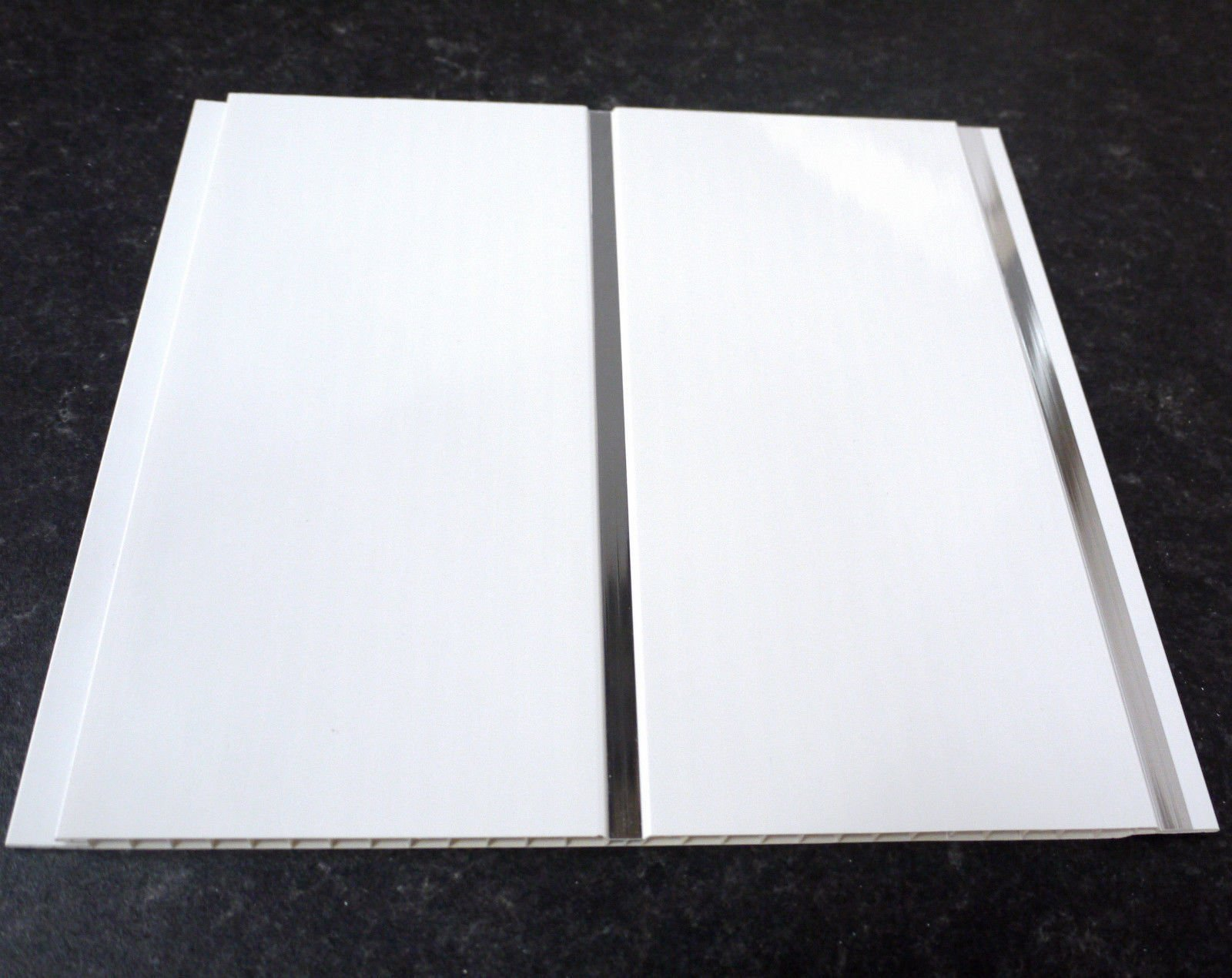 White PVC Ceiling Cladding: Amazon.co.uk