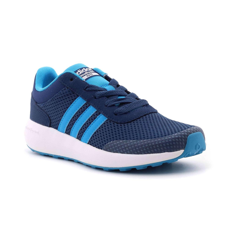 adidas Unisex-Kinder Cloudfoam Race K Turnschuhe, Blau (Azumis/Azusol/Ftwbla),  35 EU: Amazon.de: Schuhe & Handtaschen
