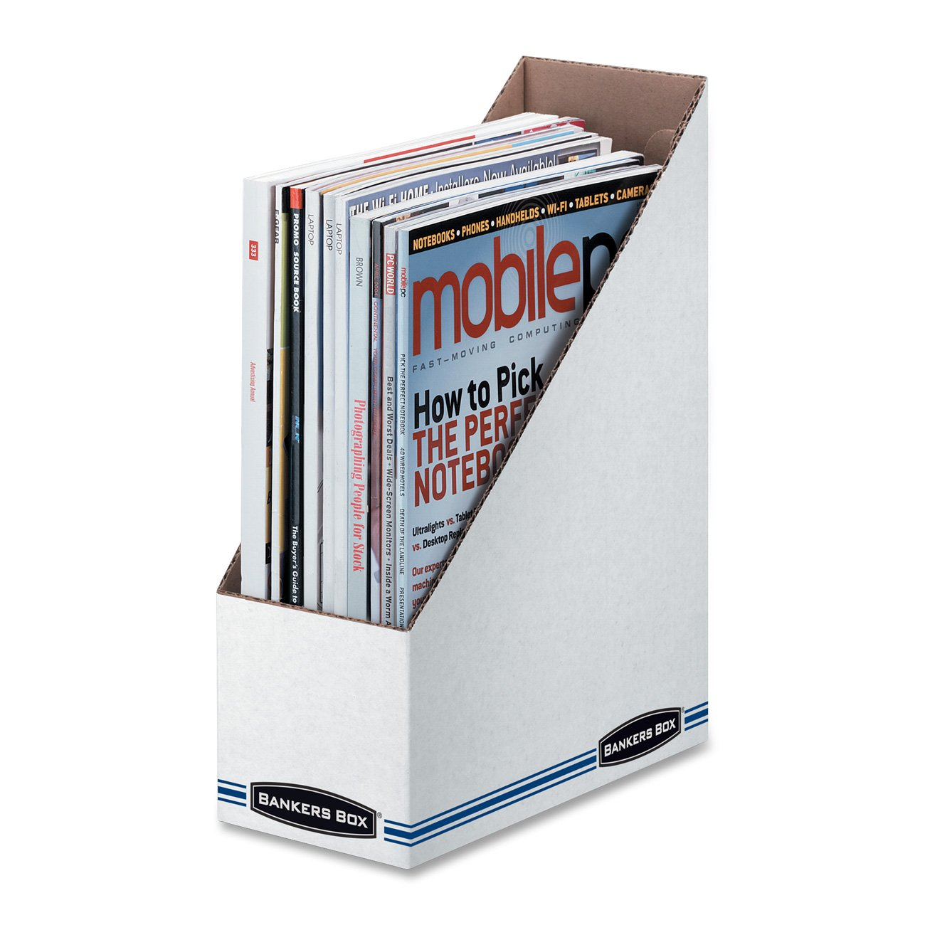 File Magazine File (00723) : Storage File  Boxes : Office Products