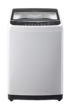 LG 6.5 kg Fully-Automatic Top Loading Washing Machine (T7581NEDLZ, Blue White)