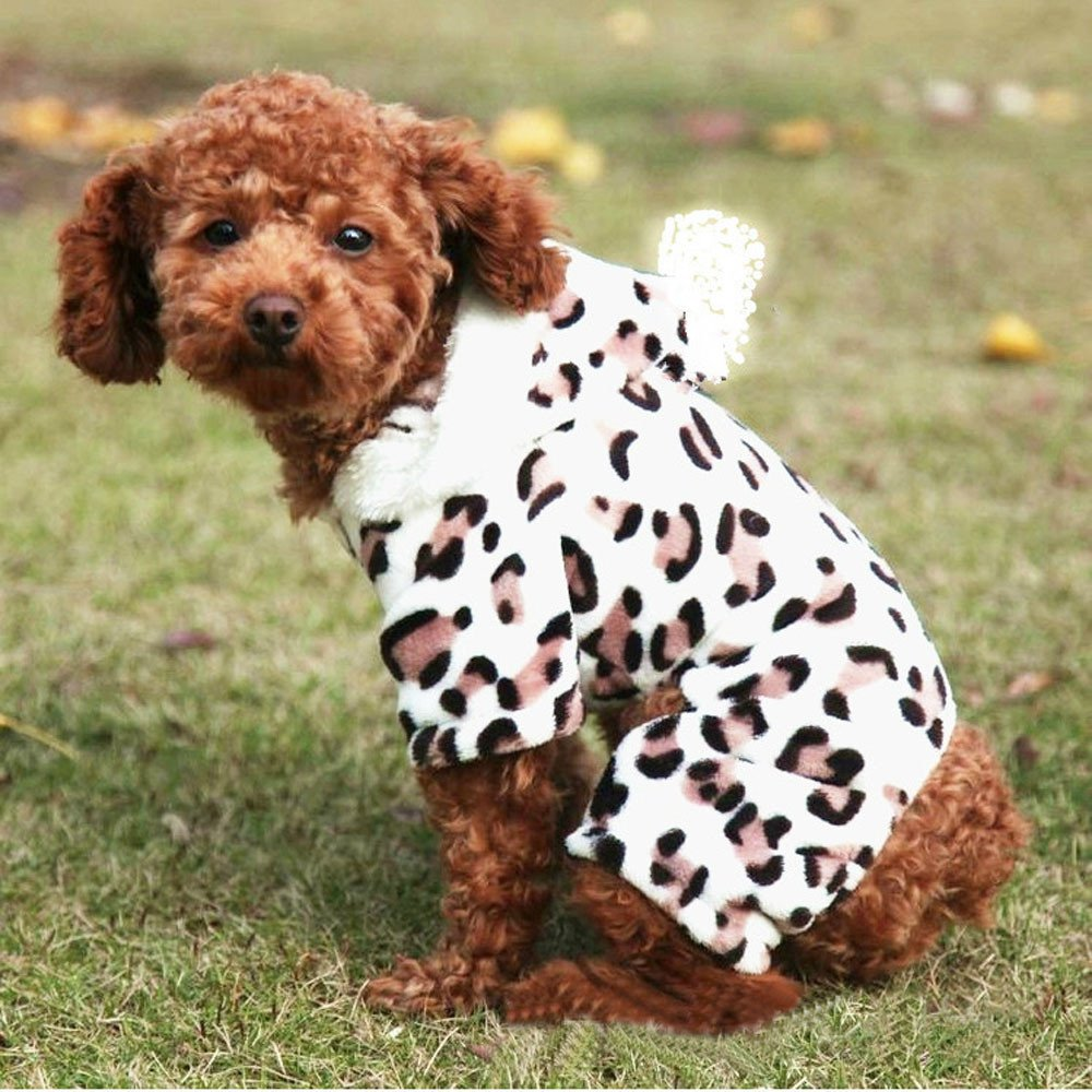 succeedtop Unisex Pet Winter Soft Clothes Puppy Dog Cat Vest T Shirt Coat Dress Sweater Apparel Puppy Outfits Small Dog Costume Apparel Coat Weekend Parties Dress Shirts Girl Boy Cosplay S, Black