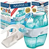 Navage Nasal Care Essentials Bundle: Navage Nose Cleaner, 36 SaltPod Capsules, and Countertop Caddy. 116.90 if Purchased…