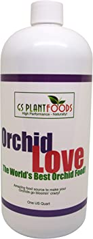 GS Plant Foods The World's Greatest Orchid Fertilizer