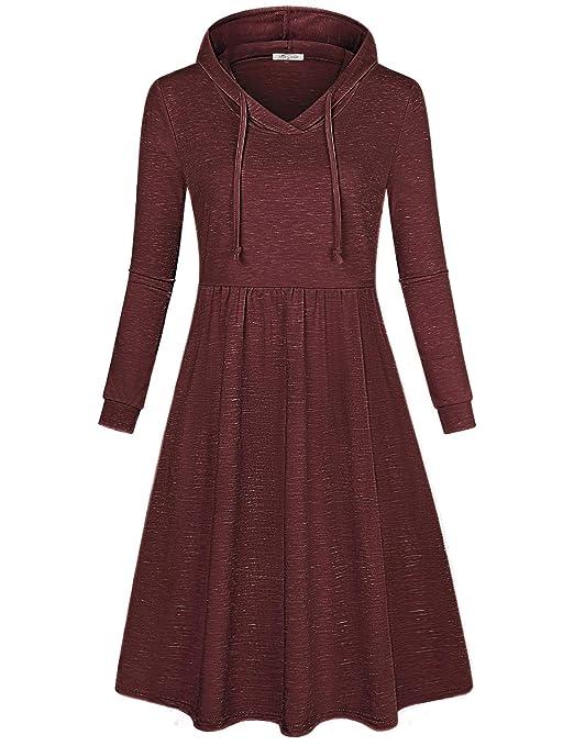Women's Winter Dress Long Sleeve