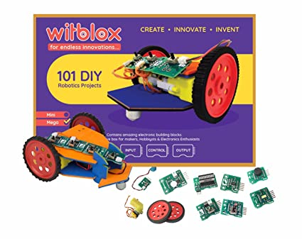 Buy witblox mega diy robotics kit for 101 projects online at low witblox mega diy robotics kit for 101 projects solutioingenieria Choice Image