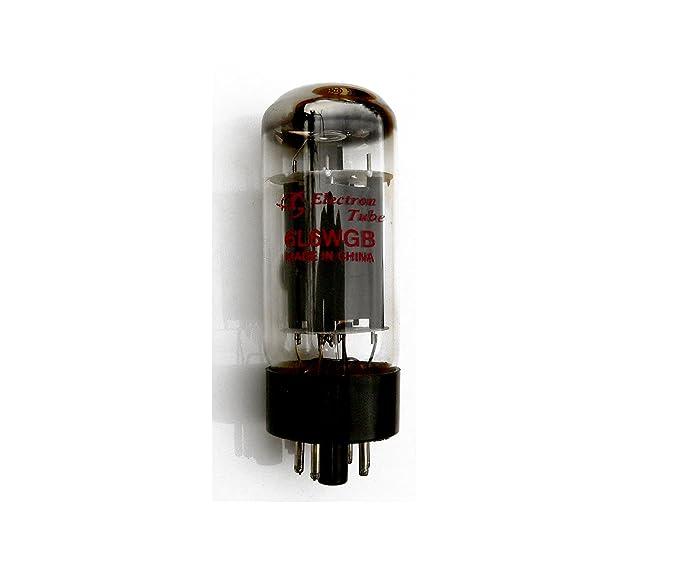 Jellyfish Audio 6l6wgc Válvula para Fender guitarra/HIFI ...