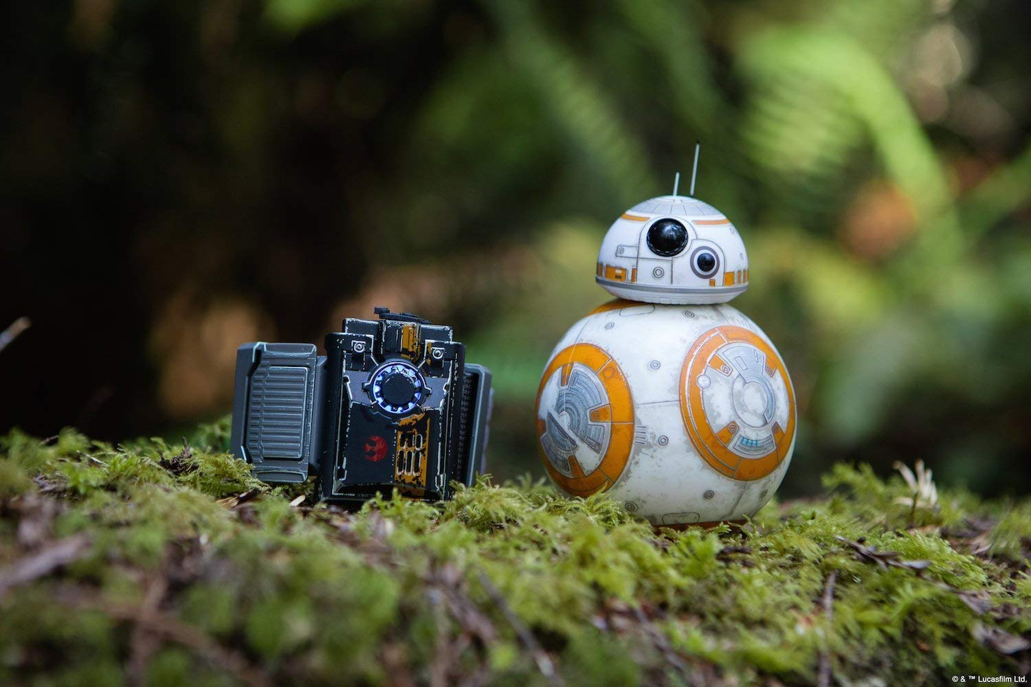 Sphero Special Edition Battle-Worn BB-8 with Force Band (Renewed) by Sphero (Image #7)