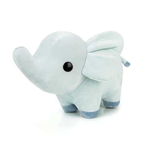 Amazon Com Bellzi Baby Elephant Stuffed Animal Plush Toy Adorable