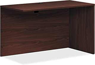 product image for HON LM48RETN Foundation Return Shell 48-1/4-Inch W x 24-Inch D x 29-Inch H Mahogany Finish