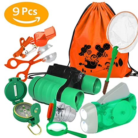 Ouwen Outdoor Top Best Fun Hot Toys for 3-12 Year Old Boys Girls,