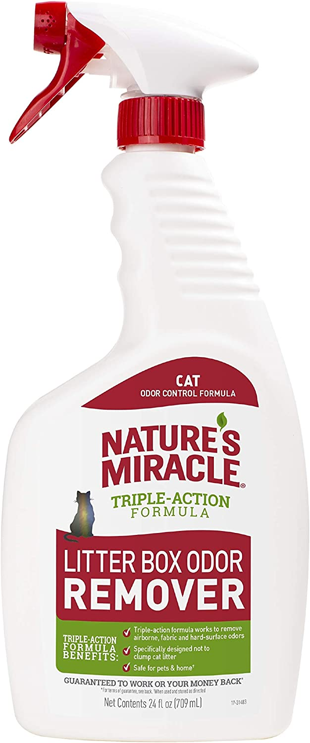 Nature's Miracle Litter Box Odor Remover
