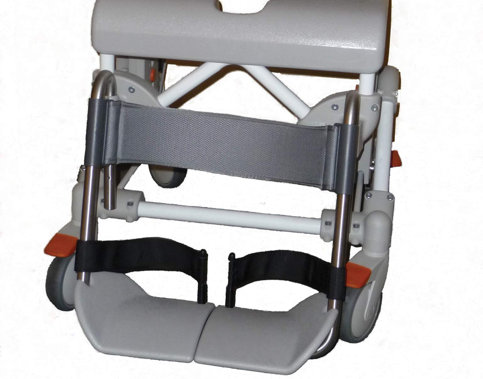 Bodypoint Shower Chair Calf Support, Gray, 20 inch