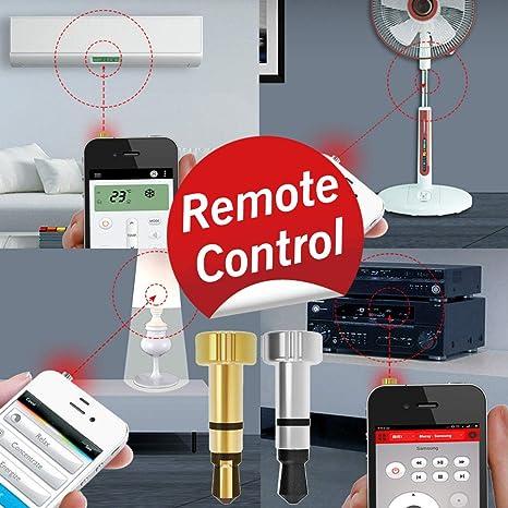 Aki-dreams-house – Interruptor de control remoto inteligente IR de ...