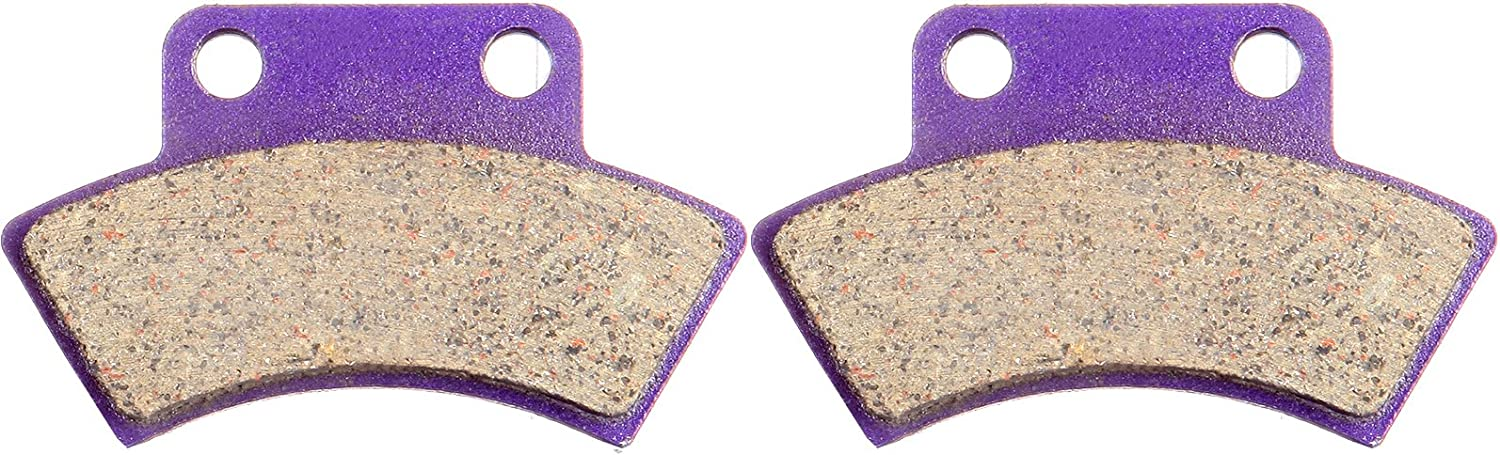 1996-1998 Polaris Xplorer 400L 1996-1999 Polaris Xpress 300 1996-2000 Polaris Xplorer 300 4X4 OCPTY Carbon Fiber Brake Pads Fit for 1998-1999 Polaris Big Boss 500 6x6