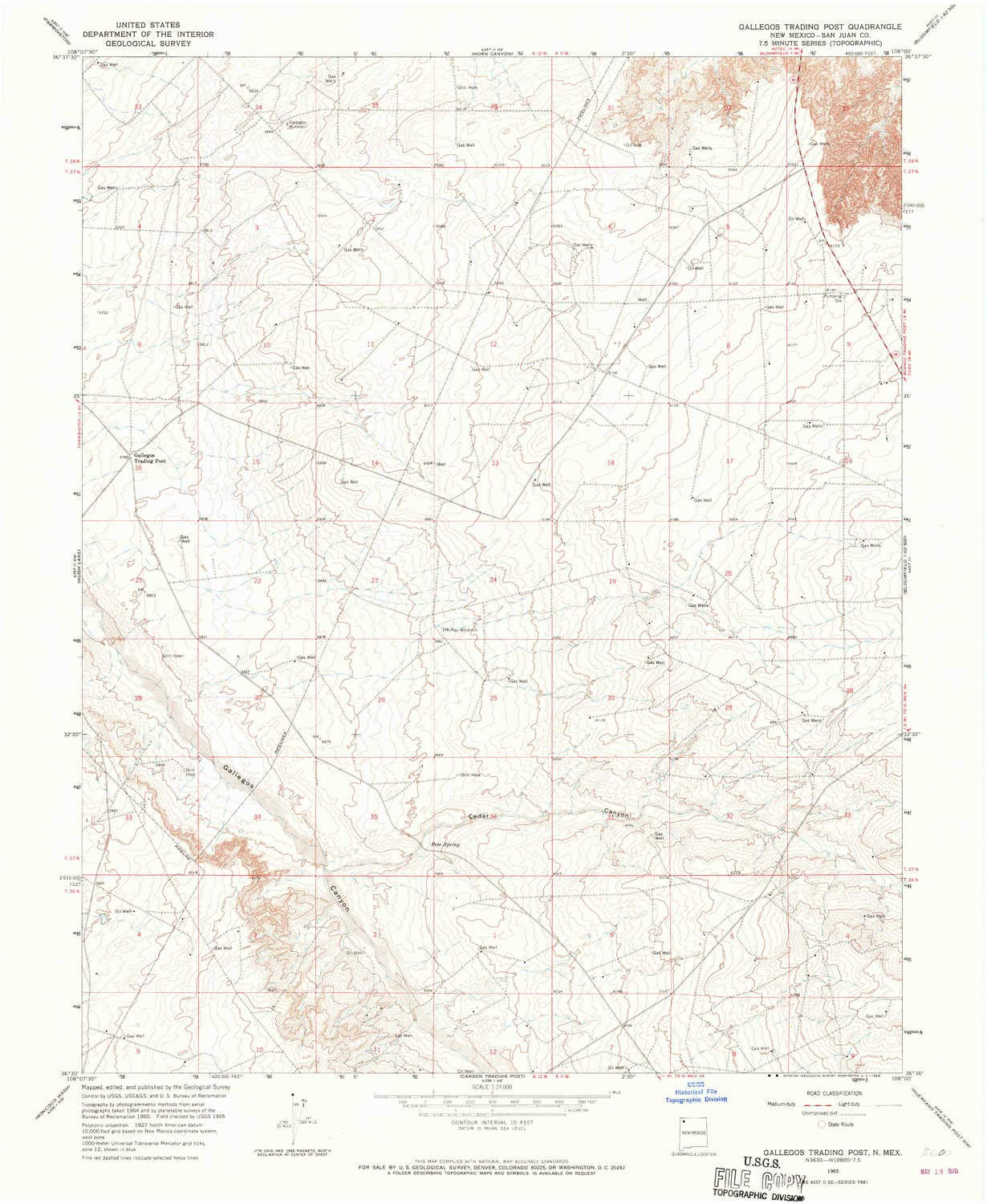 Amazon.com : YellowMaps Gallegos Trading Post NM topo map, 1 ... on atlas map of new mexico, show me a map of new york, mapquest hobbs new mexico, show me a map of new england, large map of new mexico, pitchers of the map of new mexico, online map of new mexico, ma new mexico, show state of new mexico on map, show me a map texas,