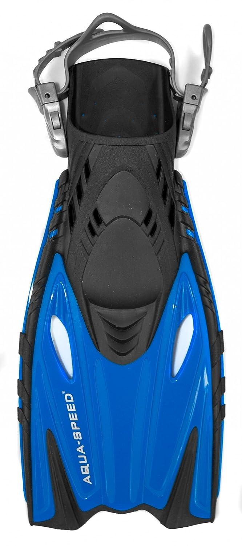 Aqua Speed/® Bounty tama/ño Ajustables para ni/ños/ UP/® Llave de Banda tama/ños: 27//–/31//32//–/37//–/Suave Flexible Duradero /Aletas de Buceo