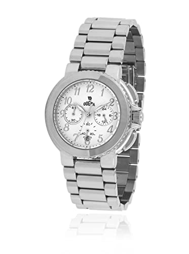 DOGMA Reloj con Movimiento Cuarzo Suizo Unisex DGCRONO-337 43 mm: Amazon.es: Relojes