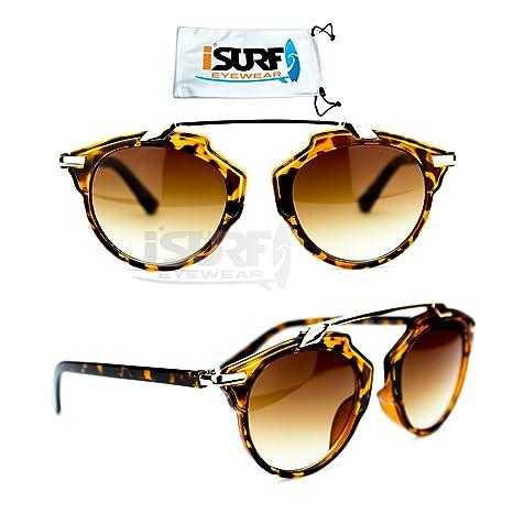 Unisex Specchio lente di plastica degli occhiali da sole di sport Arancione Nero ueB4IM9c1v