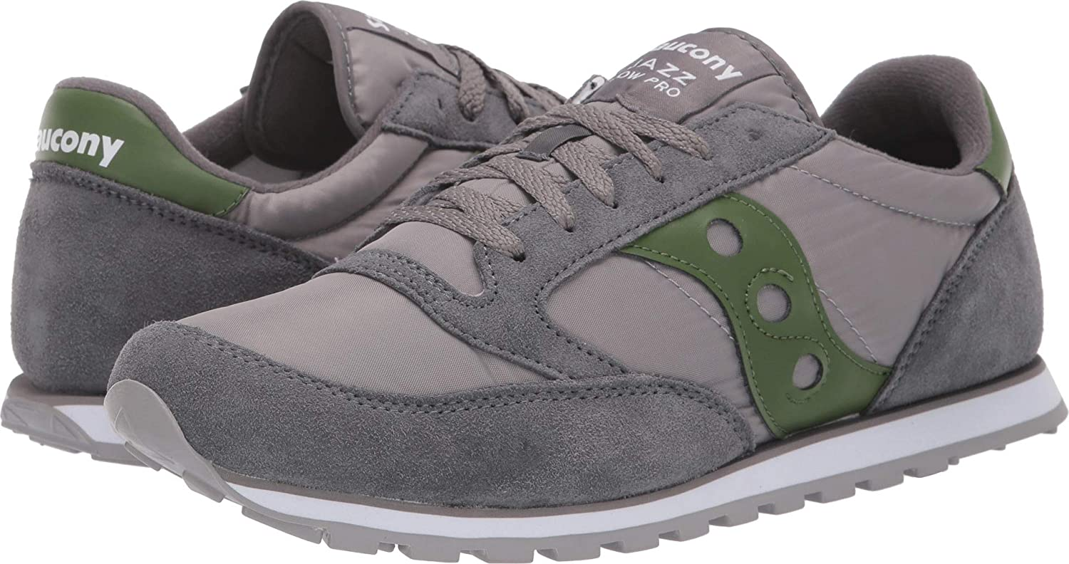 Saucony Men's Jazz Lowpro M Heritage Running Shoe