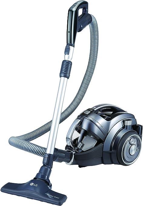 LG Electronics Aspirador sin bolsa ni cable, Kompressor robosense Cordzero, 80 Decibelios: Amazon.es: Hogar