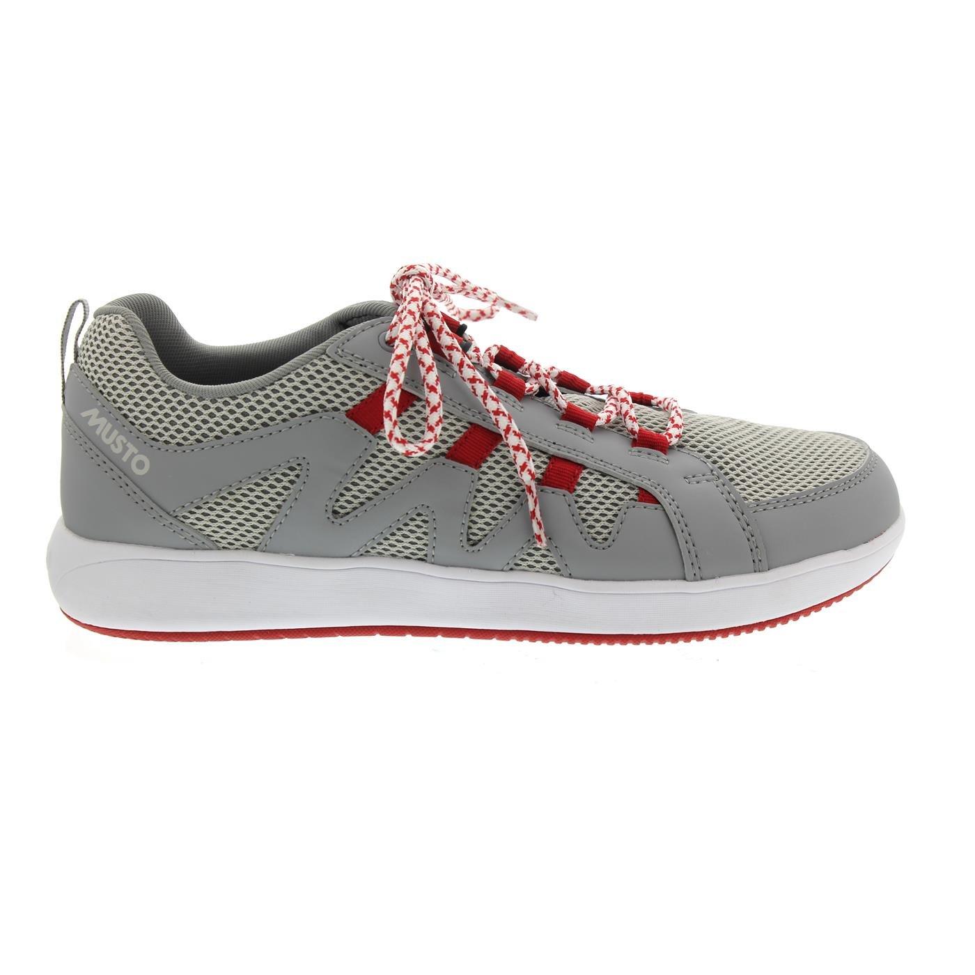 【爆売り!】 Musto Nautic速度Sailing Uk Shoes – プラチナ – Musto B07B8TMG6C Uk Size 11, Dream Link:71e1b9c3 --- arianechie.dominiotemporario.com