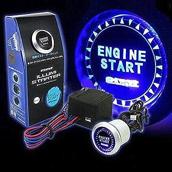 Universal Auto schlüsselloses Start-System mit LED Beleuchtung ...