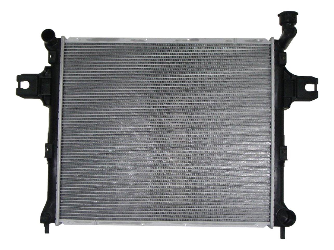 High Quality Amazon.com: Depo 333 56001 000 Radiator (JEEP GRAND CHEROKEE 5.7L V8  05 09/COMMANDER 5.7L V8 06): Automotive