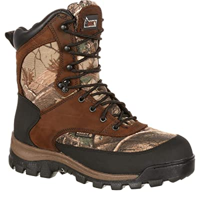 Rocky Men's 4754 400G Insulated Boot   Hunting