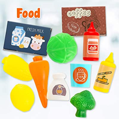 Buy Play Kitchen Set For Kids Girls And Boys Small Cooking Toys Playset 31 Pcs With Pretend Play Food Sink Faucet And Cutlery For Little Children With An Easy Assembly Backpack Counter Online