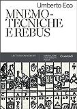 Mnemotecniche e rebus (Lectures on memory) (Italian Edition)